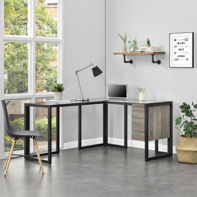 Eowyn 2 In 1 L Shape Writing Desk