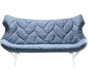 Affordable Price Foliage Loveseat by Kartell Reviews (2019) & Buyer's Guide