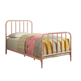 Rikard Metal Platform Bed by Harriet Bee
