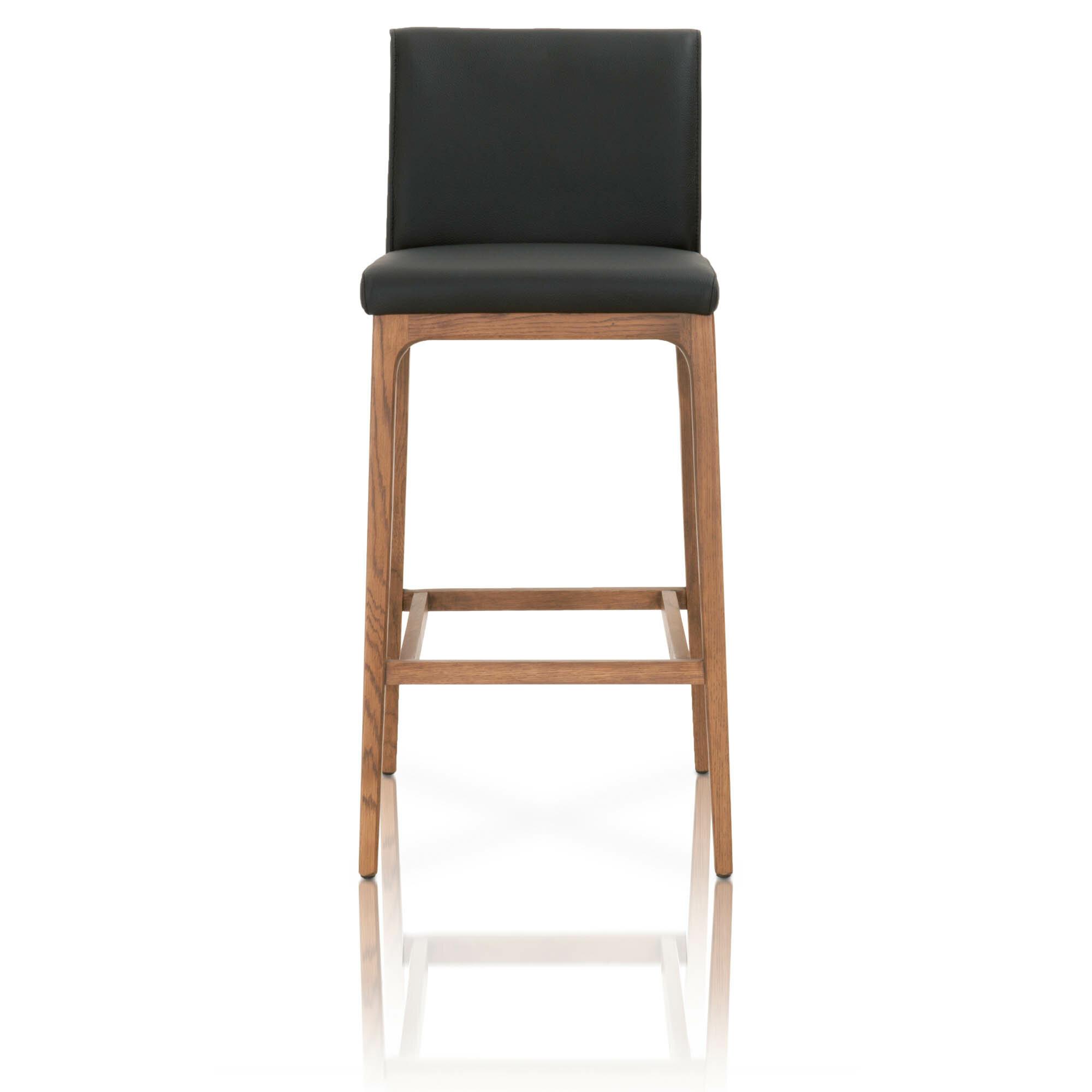 9eff5749778b Foundry Select Bellman Wooden Bar Stool | Wayfair