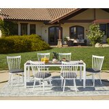Chenery 7 Piece Dining Set with Cushions
