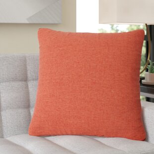 Barco Fabric Throw Pillow Cover