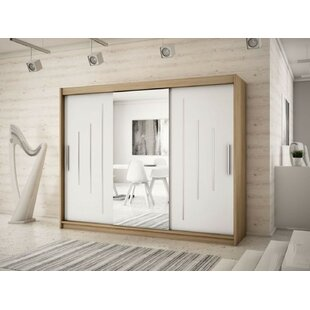 Natalie 3 Door Corner Wardrobe By Natur Pur