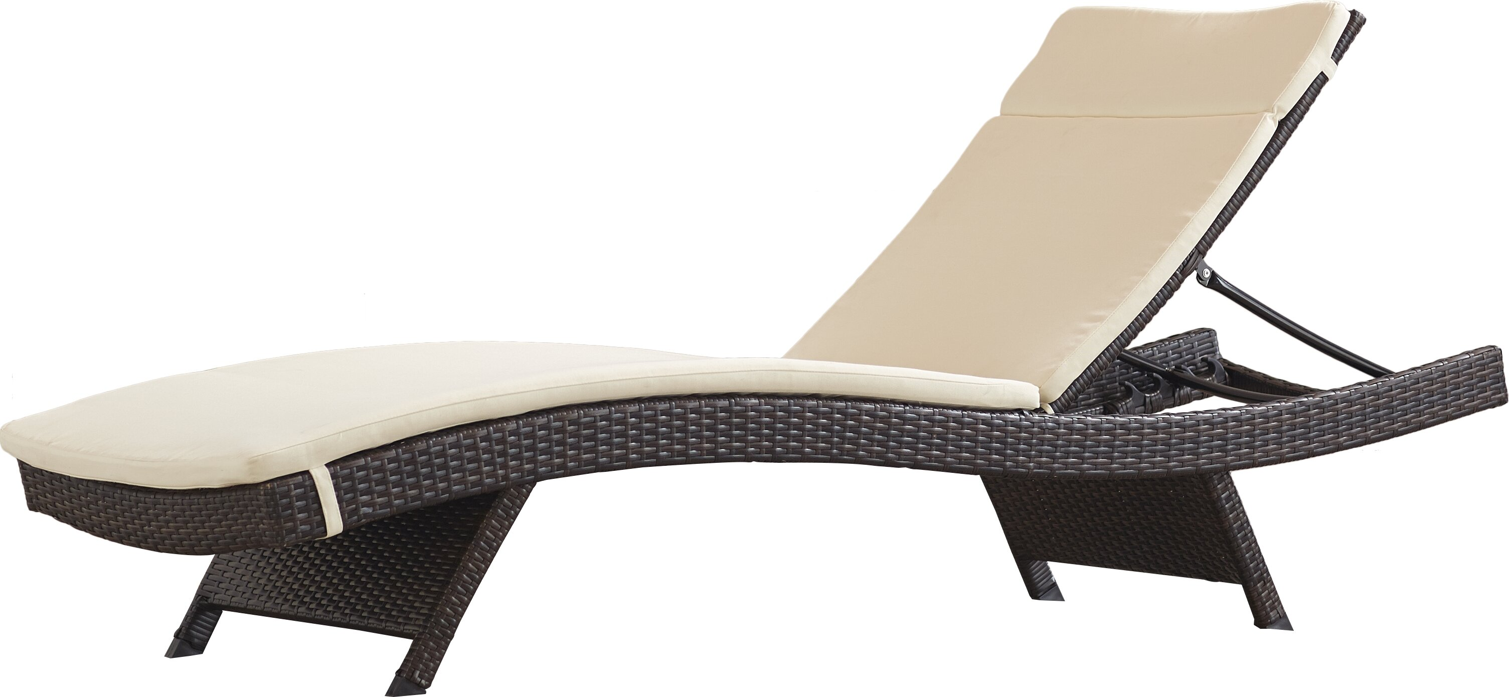 Elegant Patio Furniture Chaise Lounge