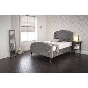 Stephen Upholstered Bed Frame By Canora Grey