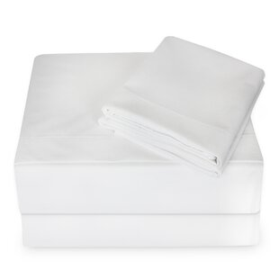 200 Thread Count 4 Piece Sheet Set