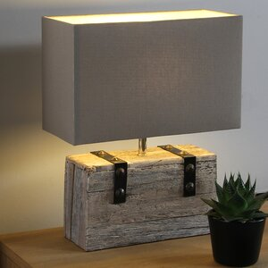 44cm table lamp - Rustic Table Lamps