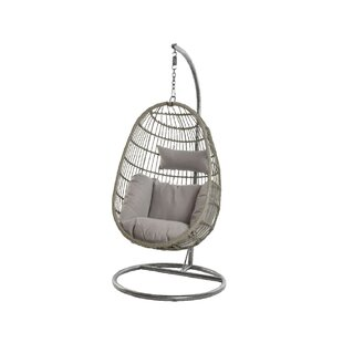 Warleigh Swing Chair with Stand by Bungalow Rose