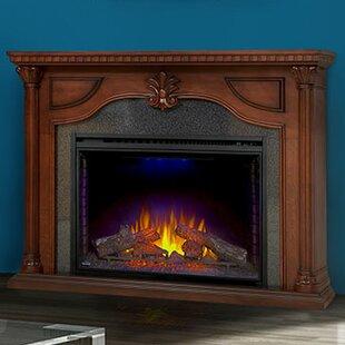 Christmas Cardboard Fireplaces   Wayfair