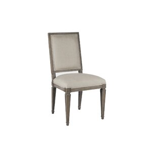 Danielle Stacking Dining Upholstered Dining Chair (Set of 2)