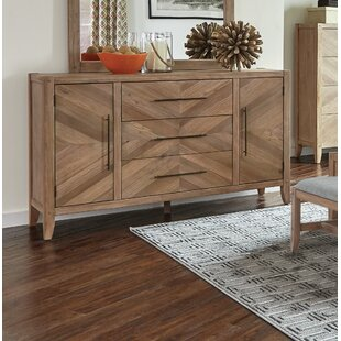 Scott Living Auburn 3 Drawer Dresser Image