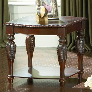 Astoria Grand Hassler End Table
