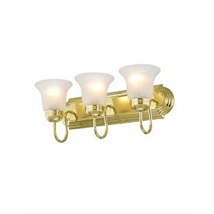 Lauritsen 3-Light Vanity Light