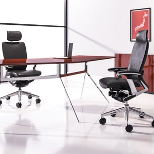 Ergonomic Mesh Conference Chair