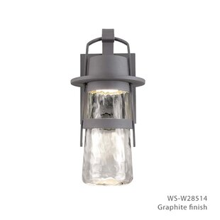 Balthus LED Outdoor Wall Lantern
