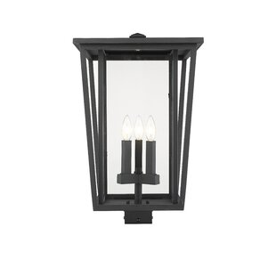 Cahoon 3-Light Pier Mount Light by Darby Home Co