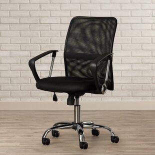 Wrought Studio Sutton Mid-Back Mesh Desk Chair