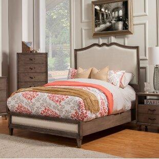 Calila Upholstered Standard Bed
