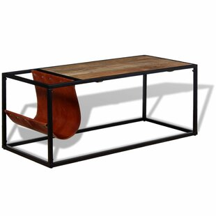 Nicholson Coffee Table by Williston Forge