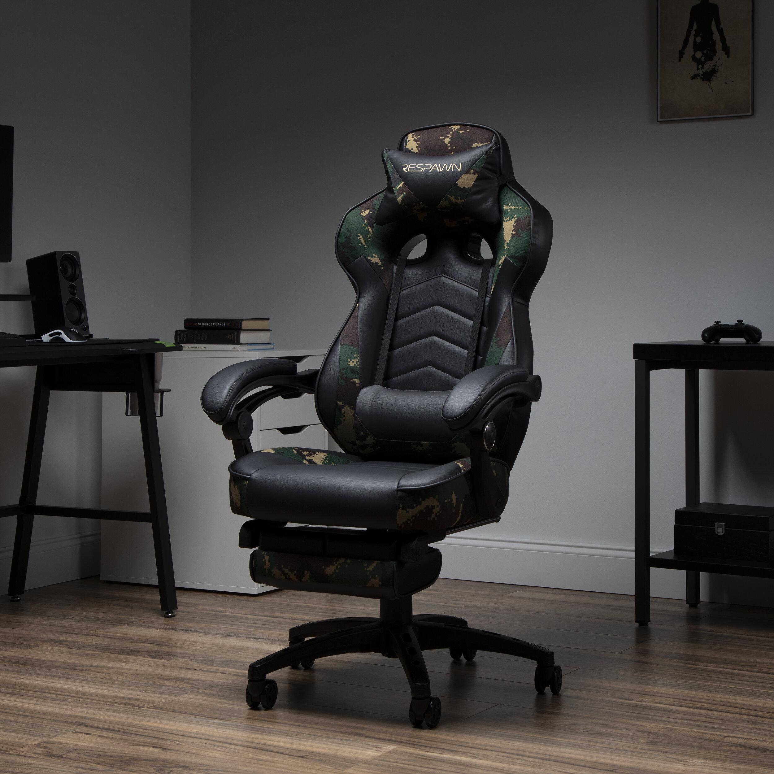 Respawn Pc Racing Game Chair Reviews Wayfair Ca