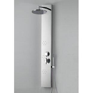 Nezza Rex Diverter Complete Shower System