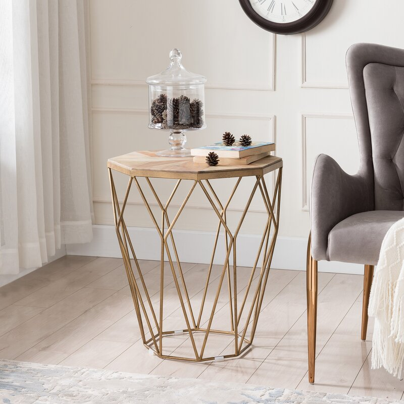 Merveilleux Hideaway End Table