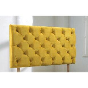 Dealba Upholstered Headboard By Fairmont Park