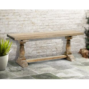 Casual Elements Trestle Bench