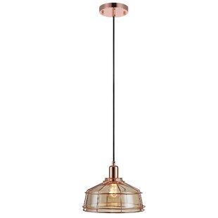 Presenza 1-Light Dome Pendant