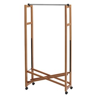 Stratton 78cm Wide Clothes Racks By Symple Stuff