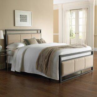 Danville Full/Double Upholstered Panel Bed by Leggett & Platt
