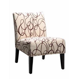 Latitude Run Boon Slipper Chair