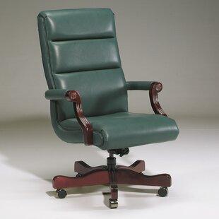 Triune Business Furniture Leather Executi..