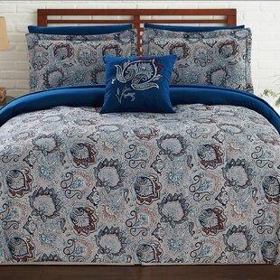 Deerfield Reversible Comforter Set