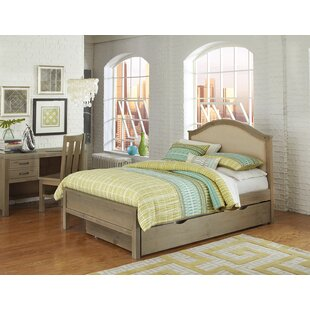 Affordable Stella Full Panel Bed with Trundle ByGrovelane Teen