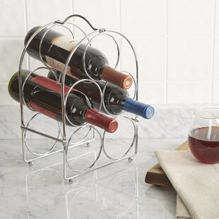 Wayfair Basics 5 Bottle Tabletop Wine Rac..