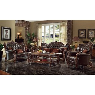 Queen 3 Piece Living Room Set by A&J Homes Studio