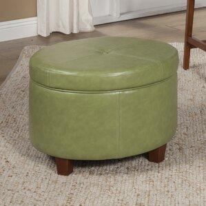 salvatore large round storage ottoman