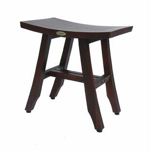 Fine Satori Teak Shower Seat Andrewgaddart Wooden Chair Designs For Living Room Andrewgaddartcom