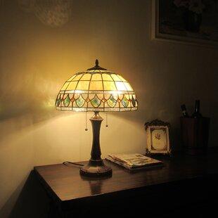 Drain Tiffany 2 Light Geometric 22