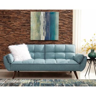 Durrah Convertible Sofa by George Oliver