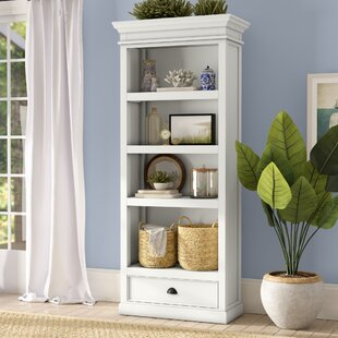 Beachcrest Home Fairchild Standard Bookcase