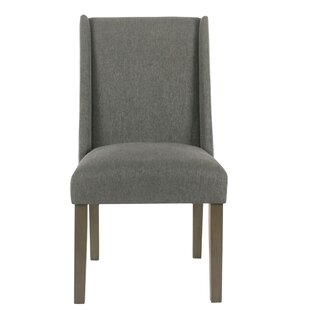 Bierce Upholstered Dining Chair (Set of 2) by One Allium Way