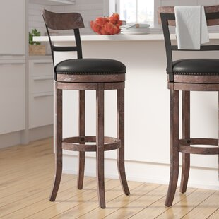 Carondelet 34 Swivel Tall Bar Stool