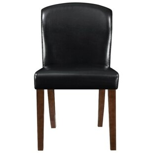 Ebern Designs Finck Upholstered Dining Chair (Set of 2)