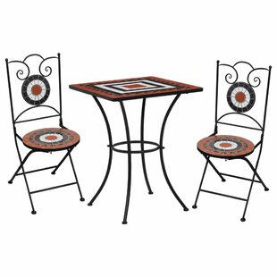 Lucan 2 Seater Bistro Set By World Menagerie