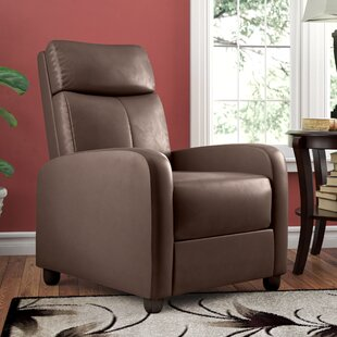 Wingler Massage Manual Recliner