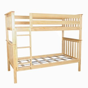 Max & Lily Twin over Twin Bunk Bed
