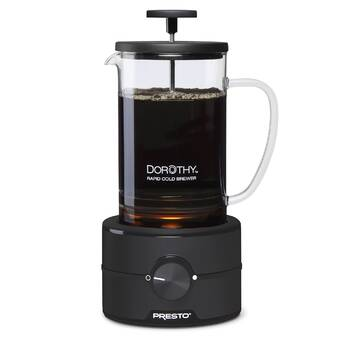 Spigo 4 Cup Cold Brew Coffee Maker Wayfair