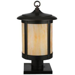 Meyda Tiffany Fulton Prime 1-Light Pier Mount Light